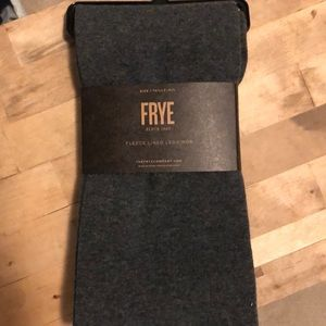 Frye Fleece Lined Leggings, Size M/L